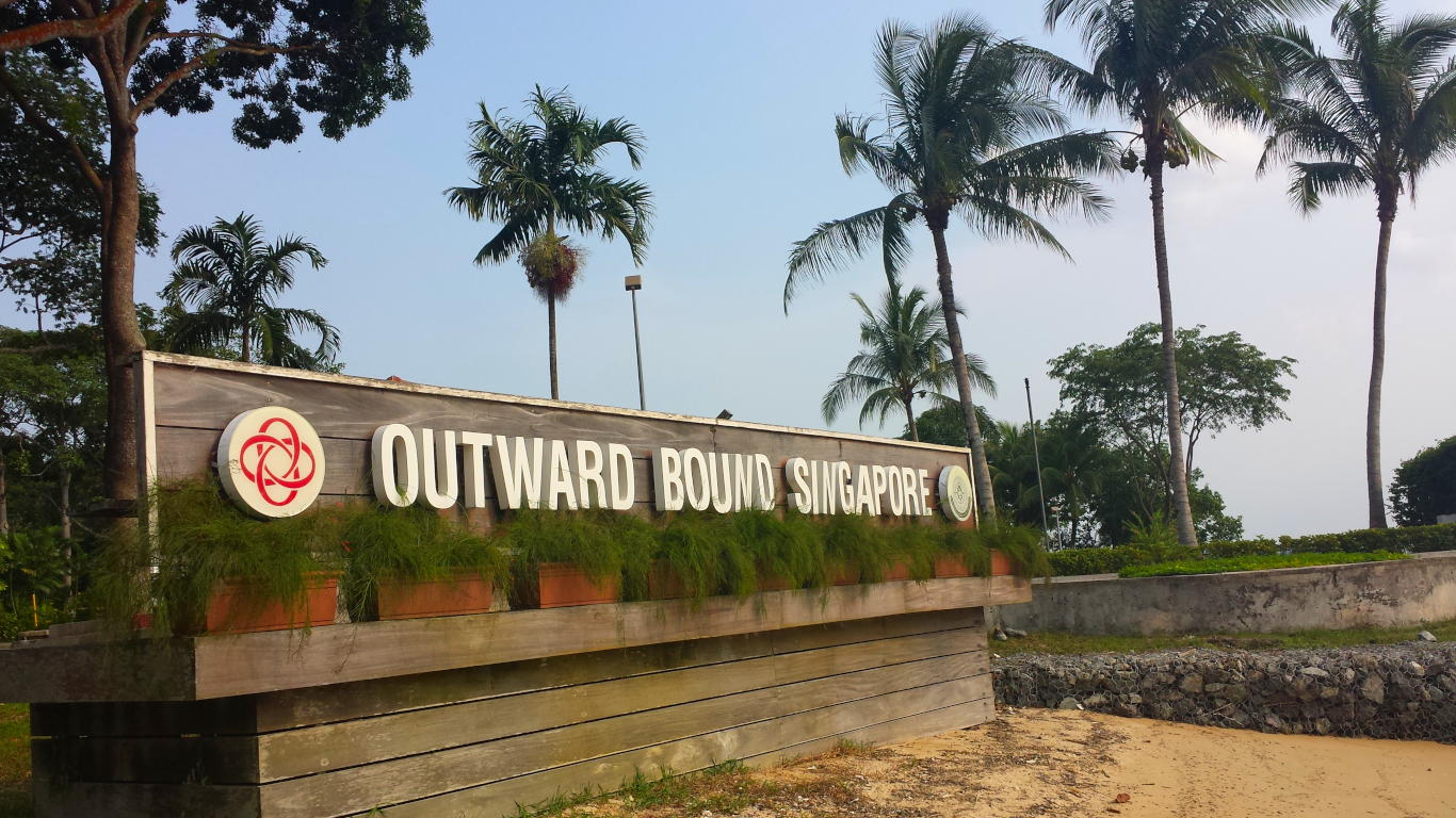 Outward Bound Singapore - utopia real